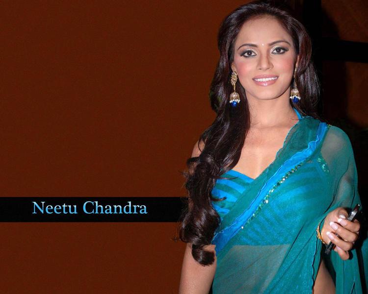 Neetu Chandra glamour stills