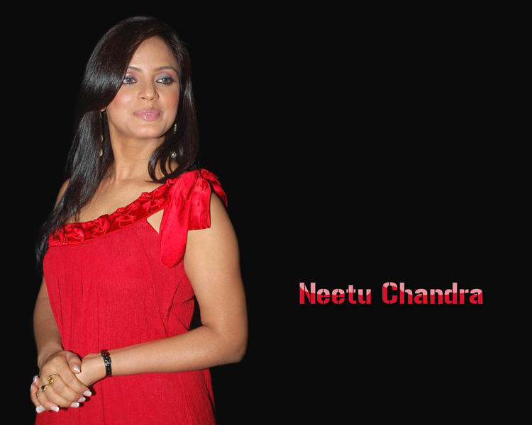 Neetu Chandra red hot stills