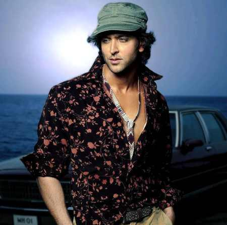 Hrithik Roshan innocent look photo