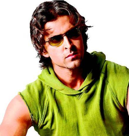 Hrithik Roshan latest hairstyle pics