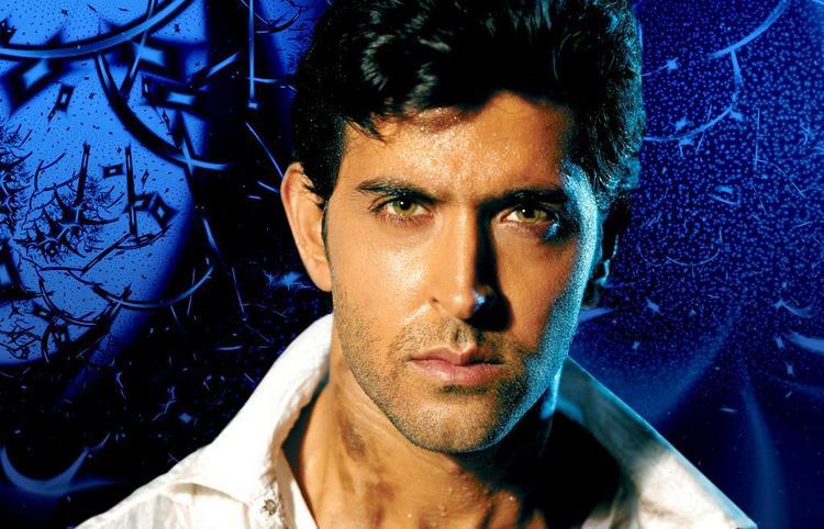 Hrithik Roshan angry look