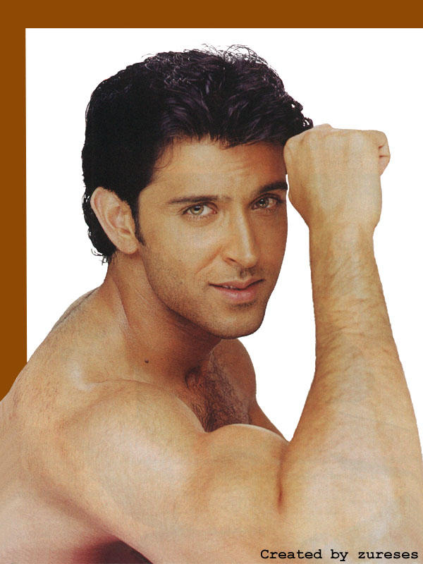 Hrithik Roshan strong arm wallpaper