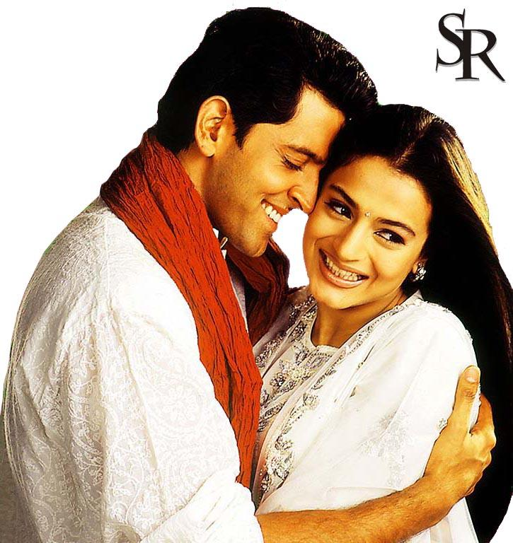 Hrithik Roshan and Amisha Patel wallpaper