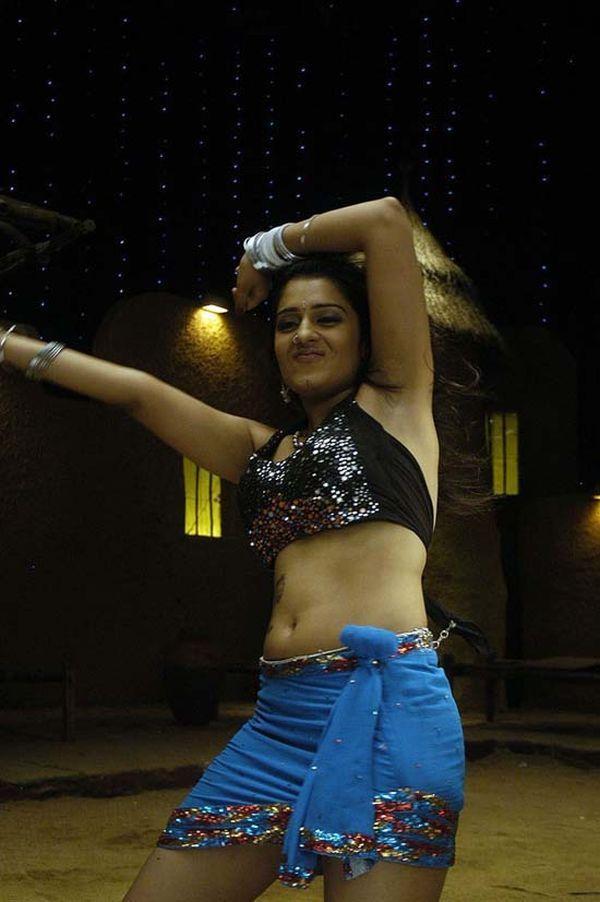 Nikitha sexy navel latest stills