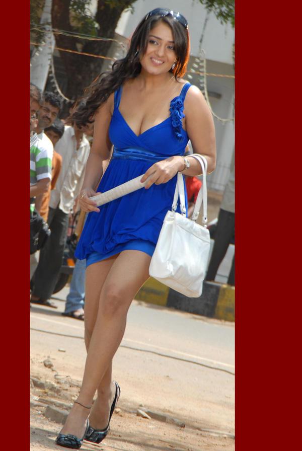 Nikitha Thukral sexy legs hot  stills