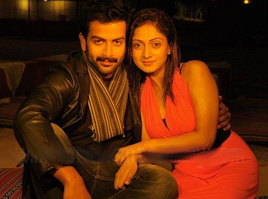Prithviraj and Sheela in Thanthonni