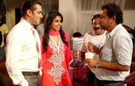 Salman khan,Asin in ready