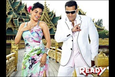 Asin,Salman khan dancing still in ready