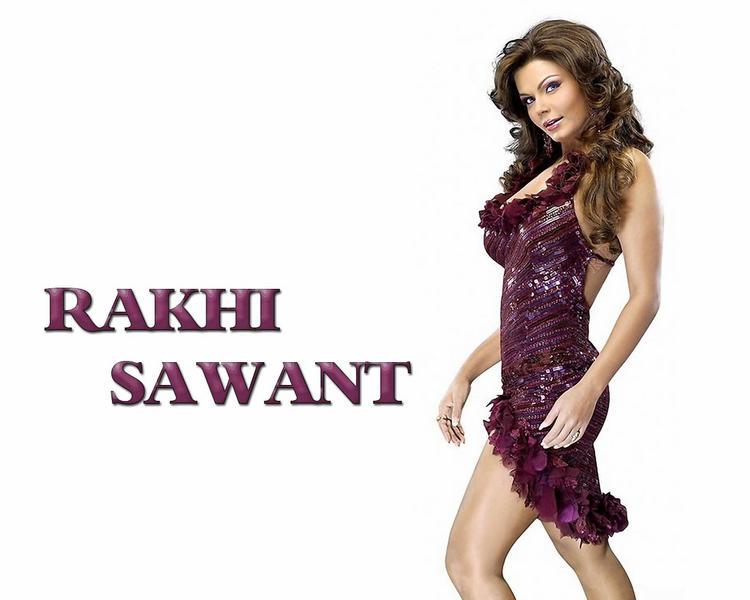 Rakhi Sawant  hottest wallpaper