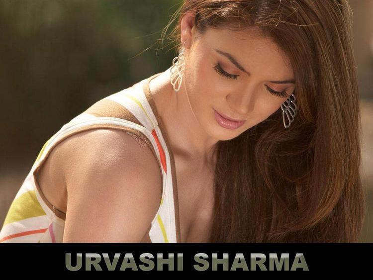 Urvashi Sharma cool look