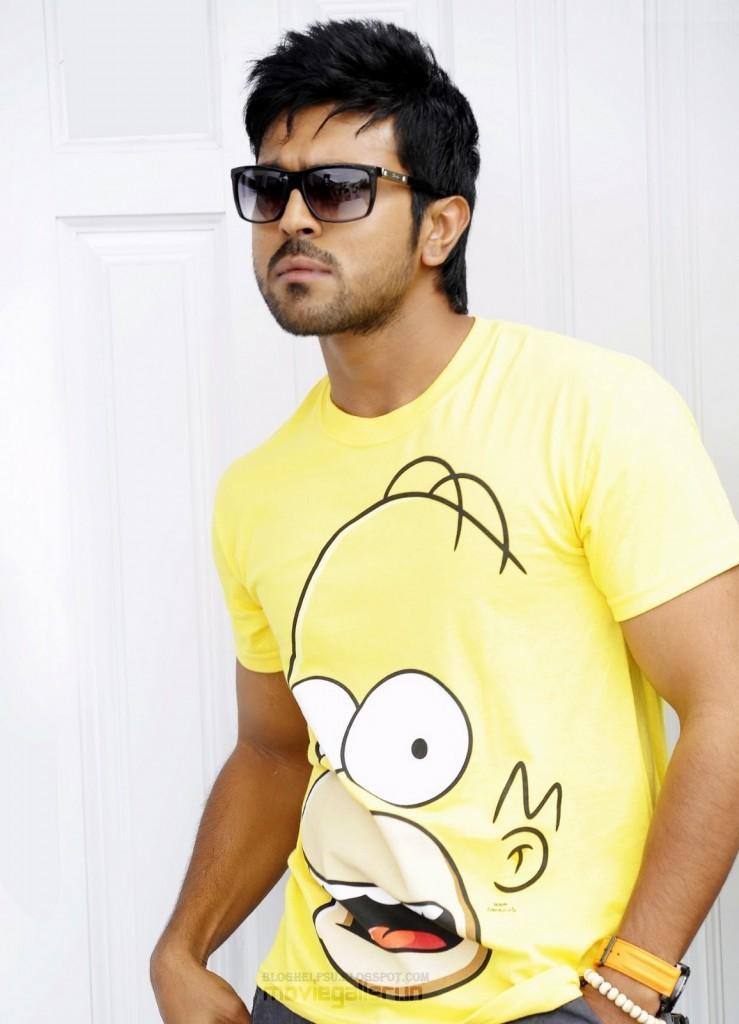 Telugu movie  Orange Ram Charan stills