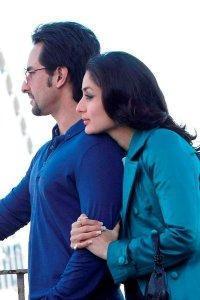 kareena kapoor and saif ali khan close photo