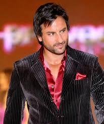 Saif Ali Khan looking gorgeous