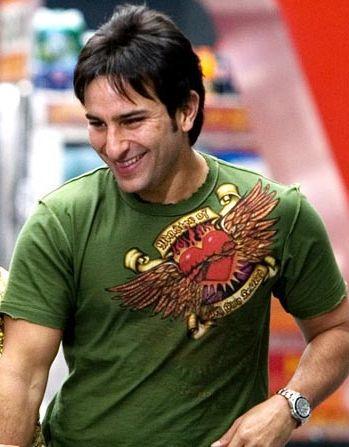 Saif Ali Khan cute smile still