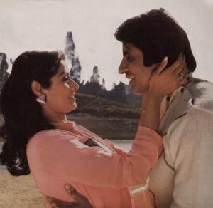 Sridevi Kapoor and Amitabh latest still