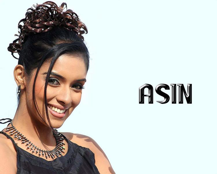 Asin Thottumkal hairstyle wallpaper