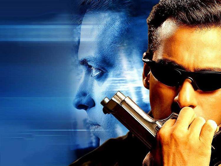 Salman Khan killler look wallpaper