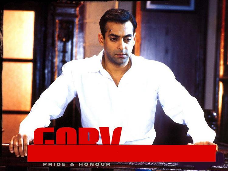 Salman Khan in Garv wallpaper