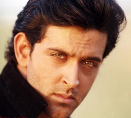 Hrithik Roshan Gazing eyes look