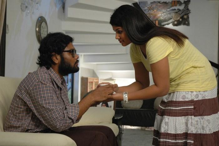 Varsha,Uday Karthik Romance stills