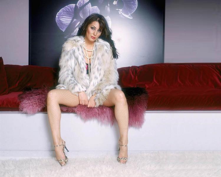 Laila Rouass hottest photo shoot