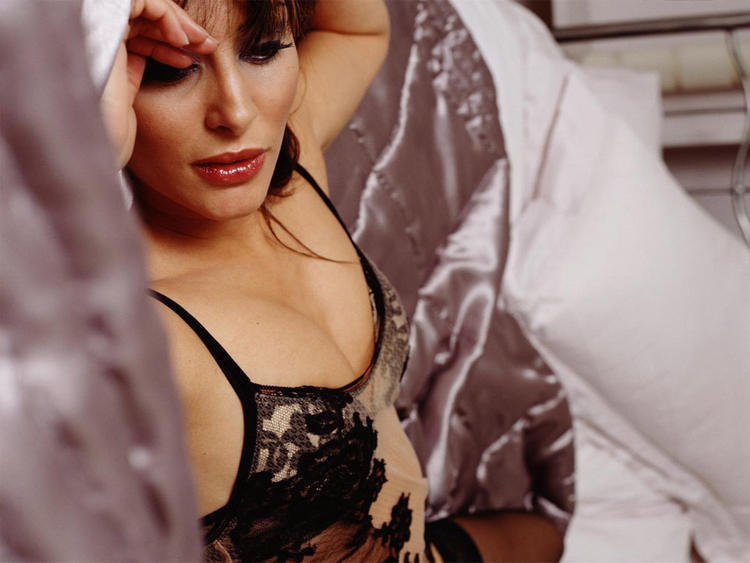 Laila Rouass latest hot still