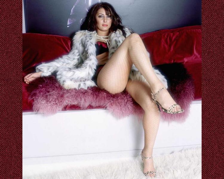 Laila Rouass in bikini hot still