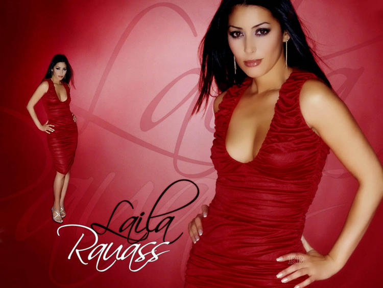 Laila Rouass red hot pics