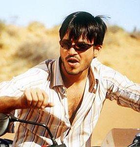 Vivek Oberoi stylist bike still
