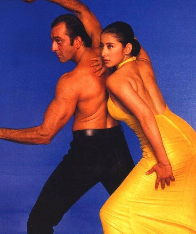 Kartoos of Sanjay Dutt & Manisha Koirala
