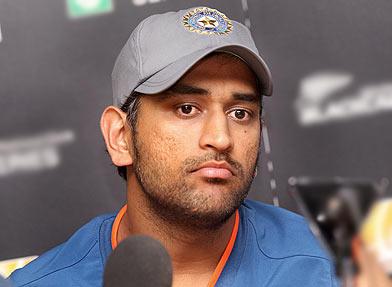 Mahendra Singh Dhoni Cute Pic