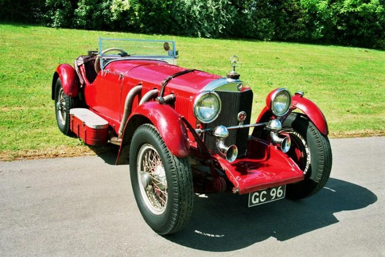 No. 5 - 1929 Mercedes-Benz 38/250 SSK - $7.4 million