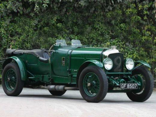 No. 10 - 1930 Bentley Speed Six - $5.1 million