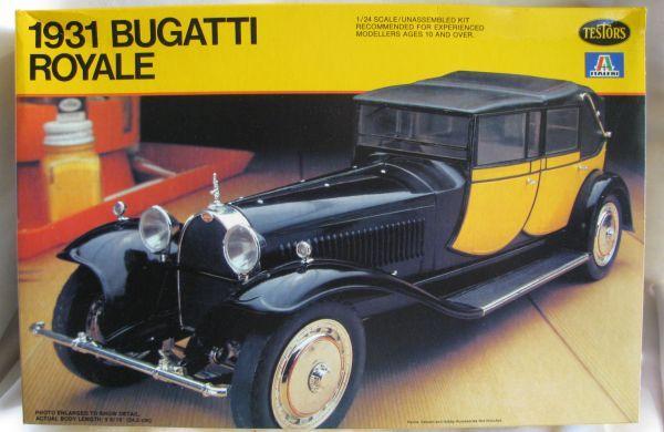No. 7 - 1931 Bugatti Royale Berline de Voyager - $6.5 million