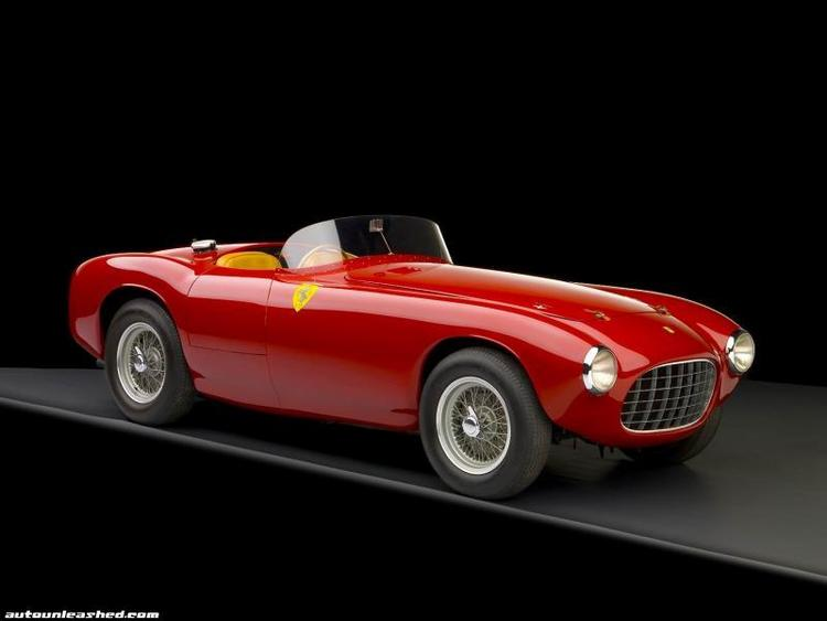 No. 9 - 1953 Ferrari 340/375 M Berlinetta Competizione - $5.8 million