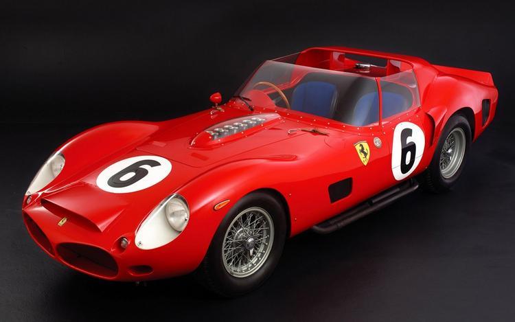 No 8. 1962 Ferrari 250 GTO - $6.2 million