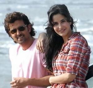 Katrina Kaif  and Hrithik In ZNMD