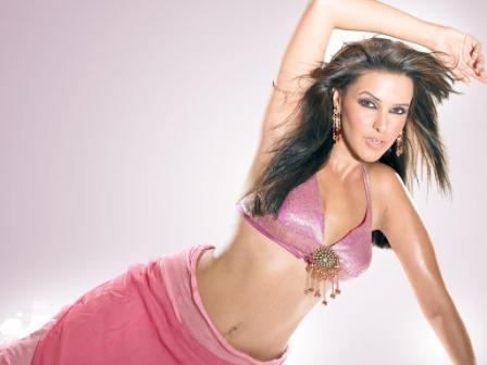 Neha Dhupia Latest Sexy Photo Shoot