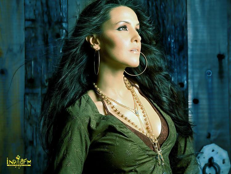 Neha Dhupia Sizzling Hot Pic