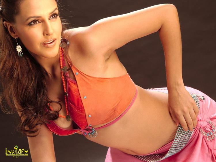 Neha Dhupia Spicy pose Photo Shoot