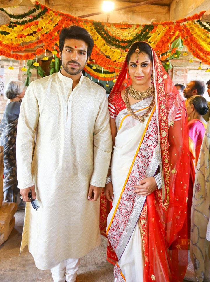 Ram Charan Weds Childhood Sweetheart Upasana Kamineni