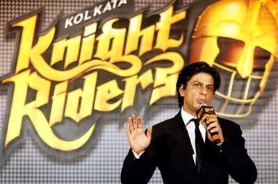KKR Woner Shahrukh Khan Photo