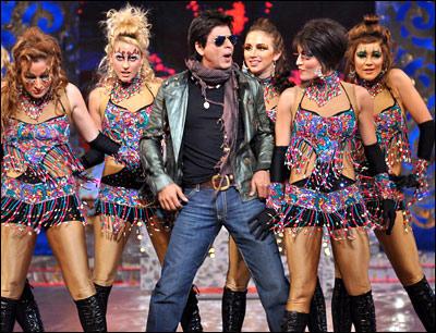 Shahrukh Khan Latest Performance at Nach Baliye