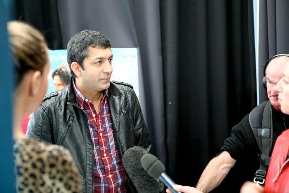 Kunal Kohli at Press conference of Indian Film Festival Melbourne 2012