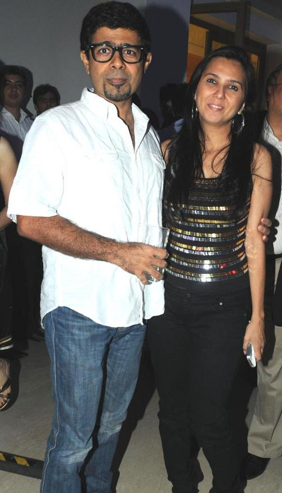 Arzaan Khambatta With His Wife Spotted at The Launch Of Zumba Fitness Event