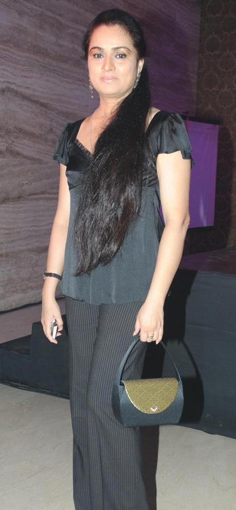 Padmini Kolhapure Looks Sexy at The Launch Of Zumba Fitness Event