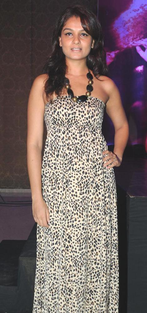 Tejaswini Kolhapure Spotted at The Launch Of Zumba Fitness Event
