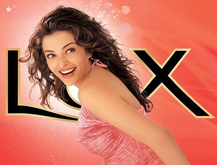 Aishwarya Lux Ad Swetest Still