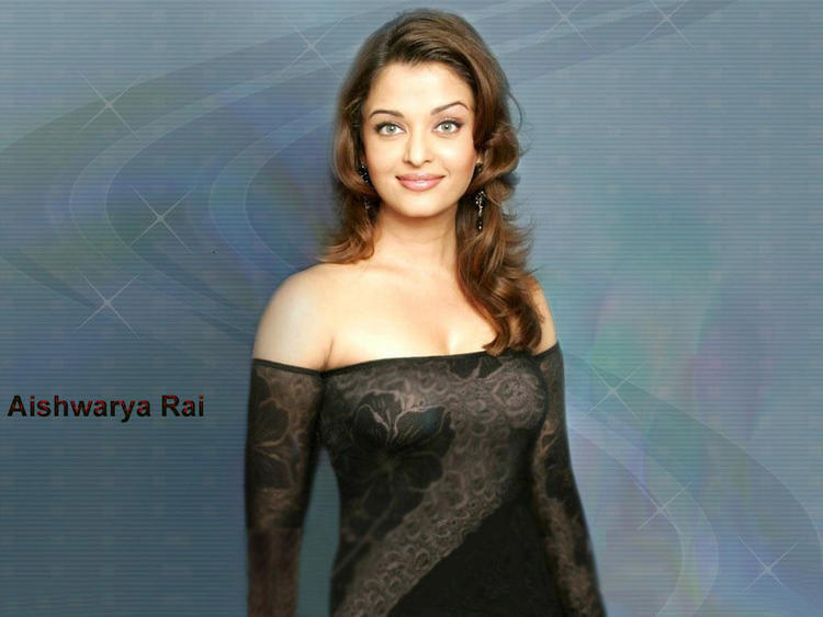 Aishwarya Rai Hot Gorgeous Wallpaper