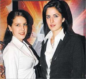 Katrina Kaif And Her Sister Stylist Look Pic